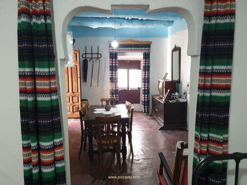 Museo Casa Alpujarreña Bubion