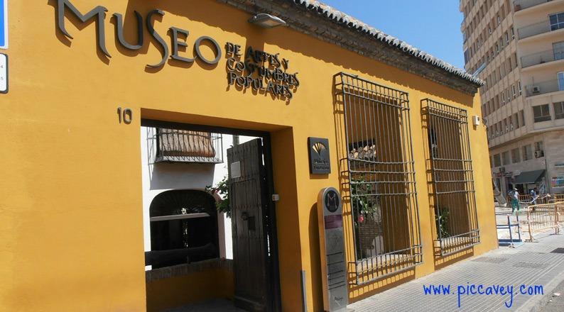 Museo de artes y costumbres Malaga