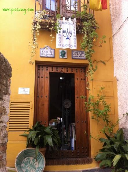 Museo Sefardi Realejo Granada Spain