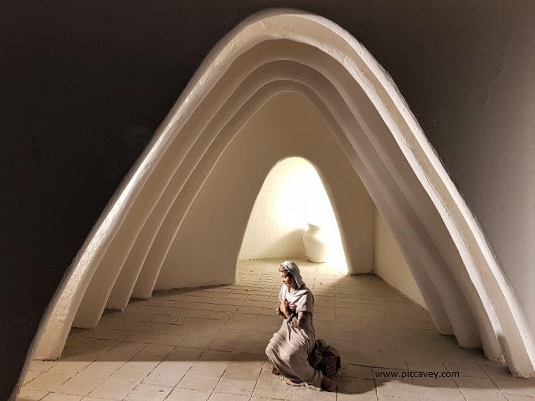 Museo de Belenes Mollina Nativity in Spain