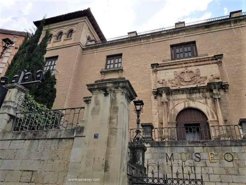 Museo de Jaen in Spain