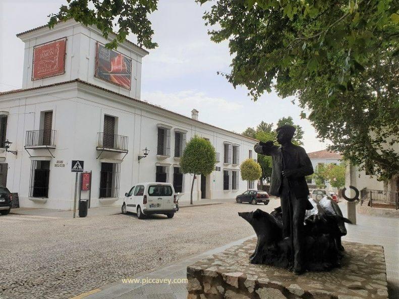 Museo del Jamon Aracena Huelva Spain Ham