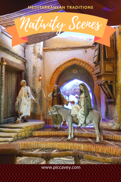 Traditional Nativity in Spain