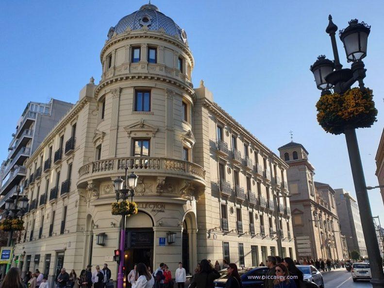 NH Victoria Granada Hotels