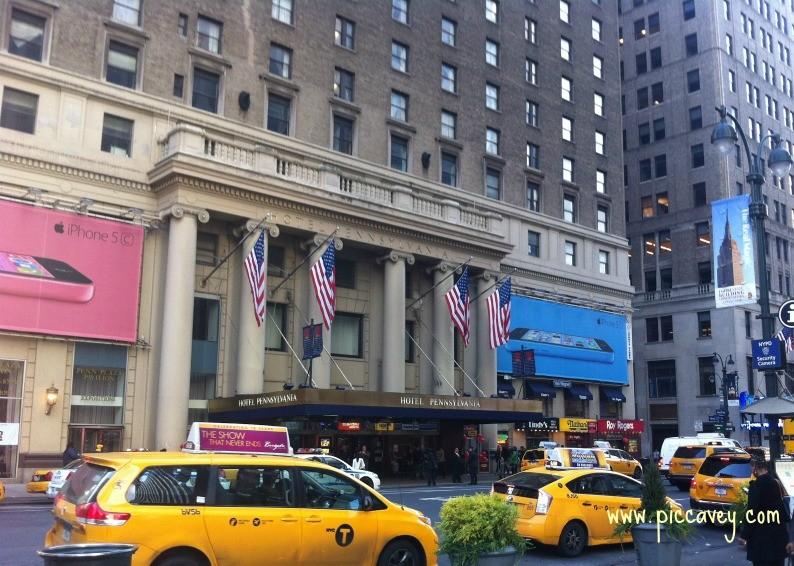 New York Travel Blogger trip