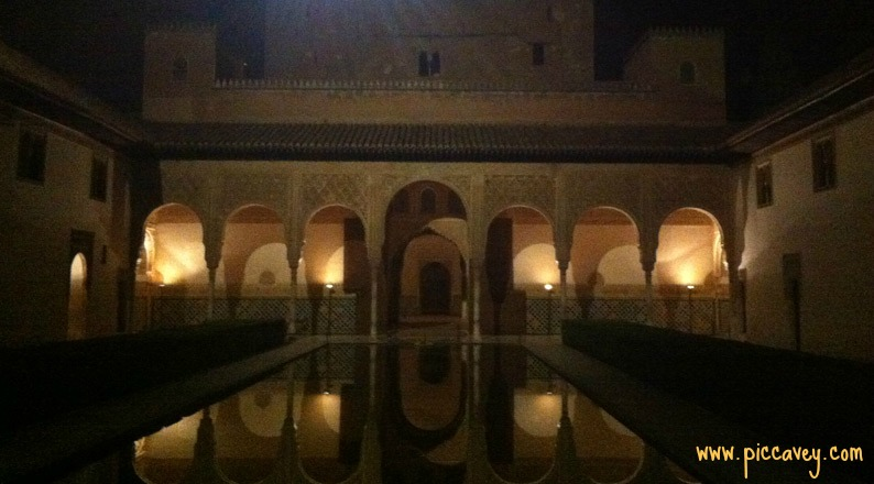 Night-Alhambra