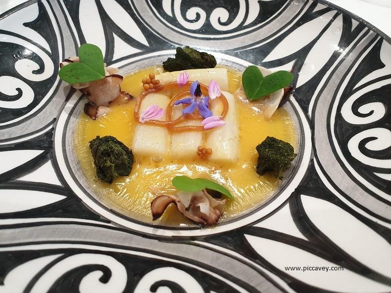 Noor Cordoba paco morales Fish dish