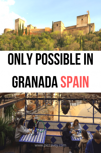 typical in granada spain