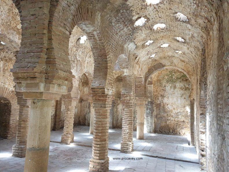Old Arab Bathhouse Ronda Spain