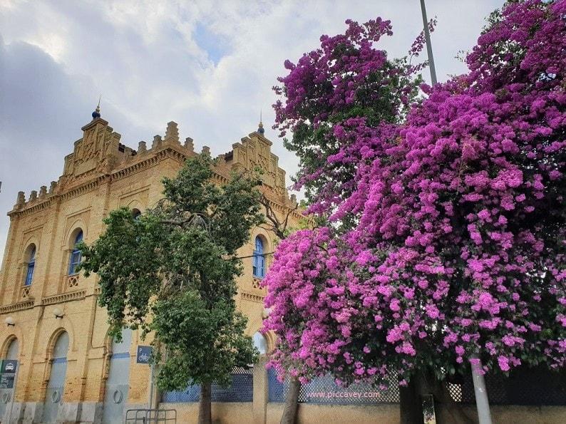 Old Station Huelva Spain