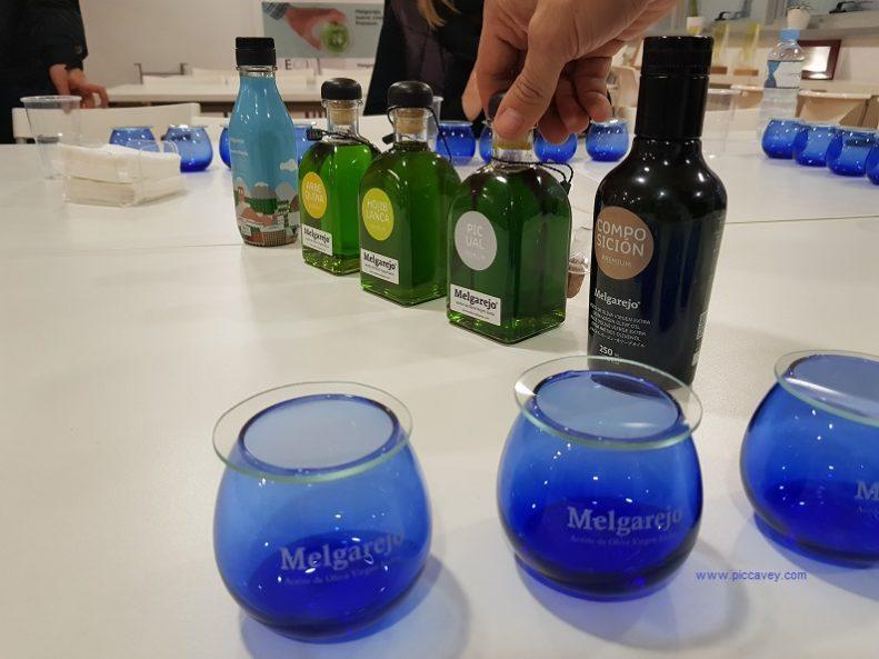 Olive Oil Tasting in Spain