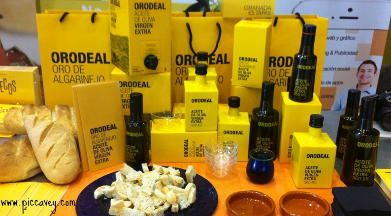 Spanish Olive Oil Learning local gastronomy