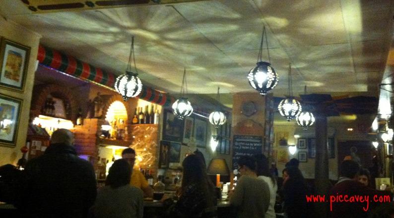 Om Khalsoum Tapas bar