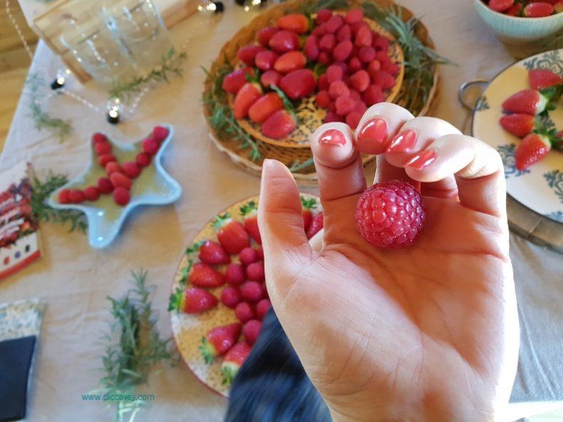 Organic Strawberries from Huelva Spain