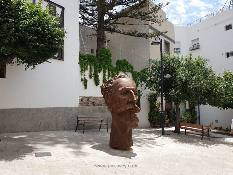 Orgiva Alpujarra Spain