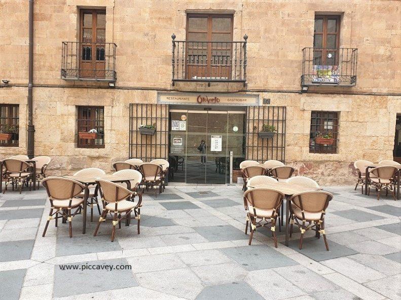 Oroviejo Gastrobar Salamanca by Hector Carabias