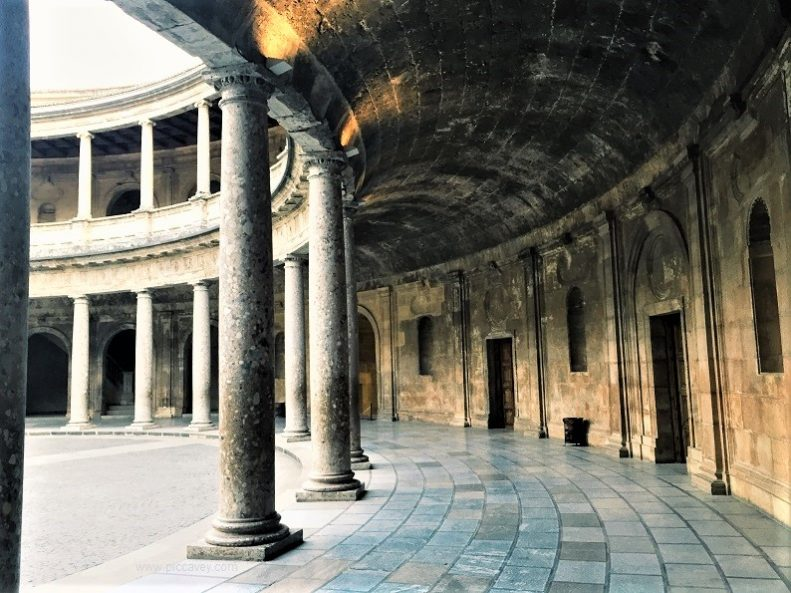 Palacio Carlos V Alhambra Palace