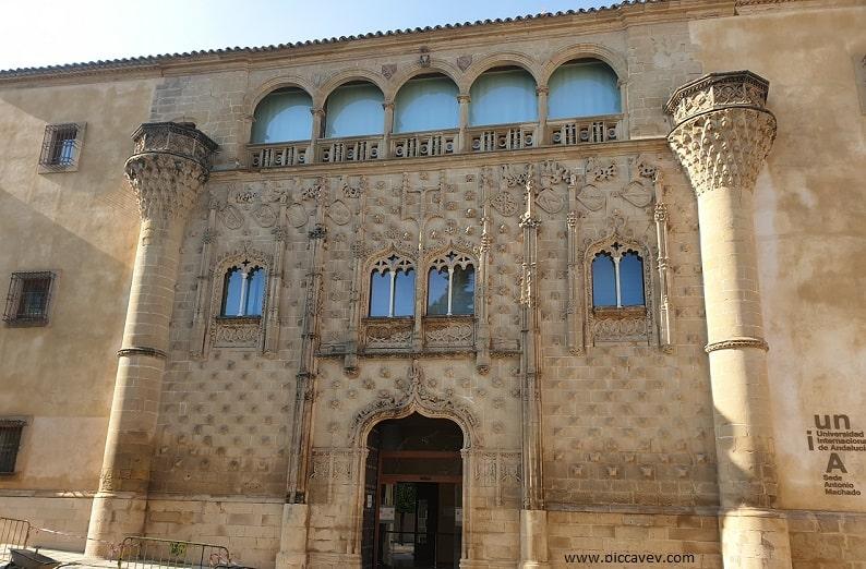 Palacio de Jabalquinto Spain