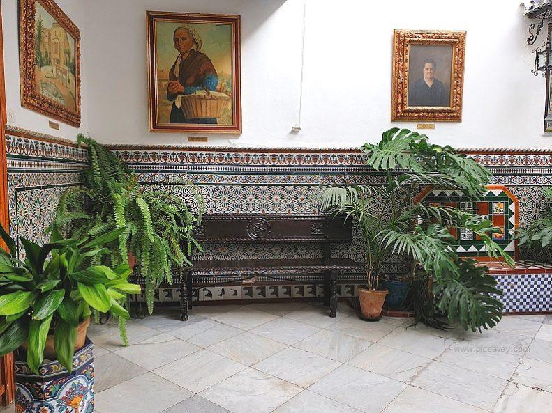 Palacio de Salvatierra Ronda Spain