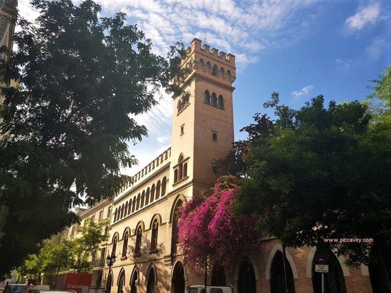 Palacio de la Motilla Seville Spain