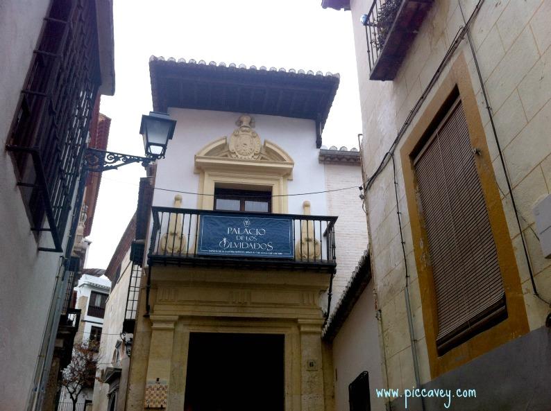 Palacio de los Olvidados Granada Spain