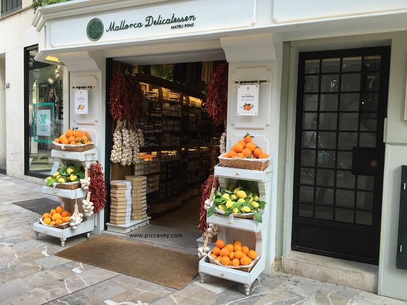 Palma de Mallorca Food
