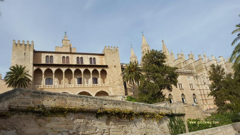 Palma de Mallorca Cathedral Majorca