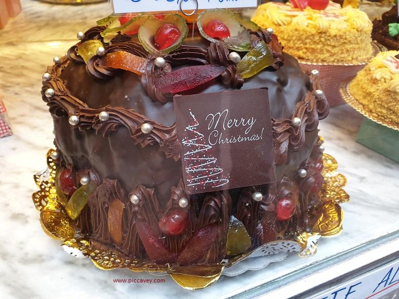 Italian Chocolate Panettone Pandoro