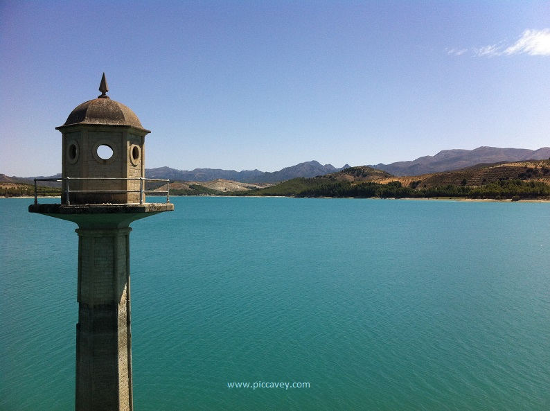 Pantano de Bermejales Granada Reservoir