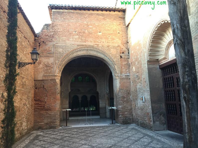 Parador de Granada Capilla
