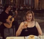 Molly in Granada Spain.
