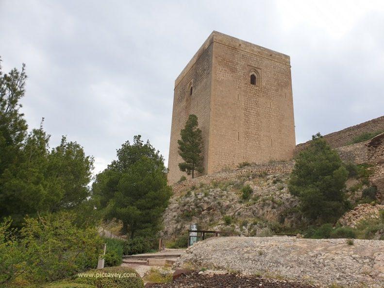 Parador de Lorca Murcia