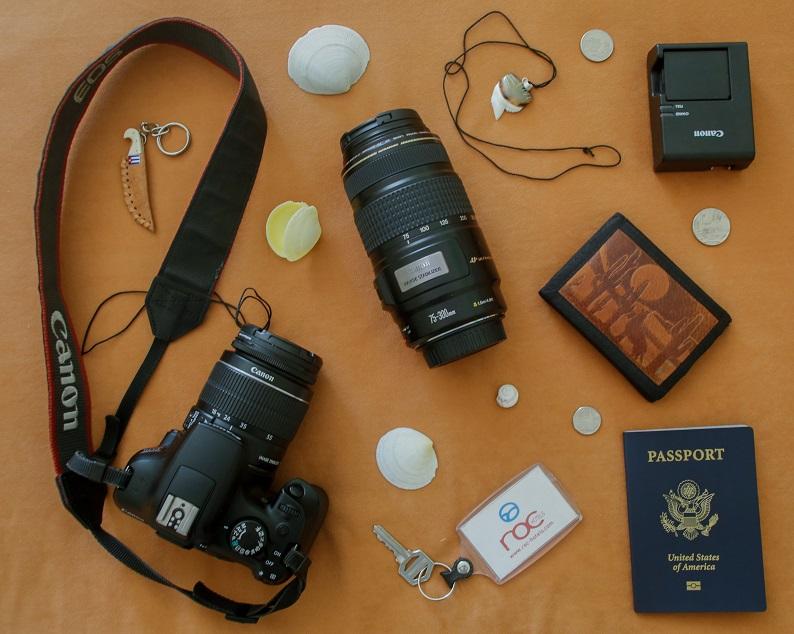 Passport Valuables by Chandler Cruttenden on Unsplash