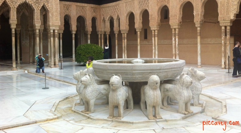 The Alhambra Palace