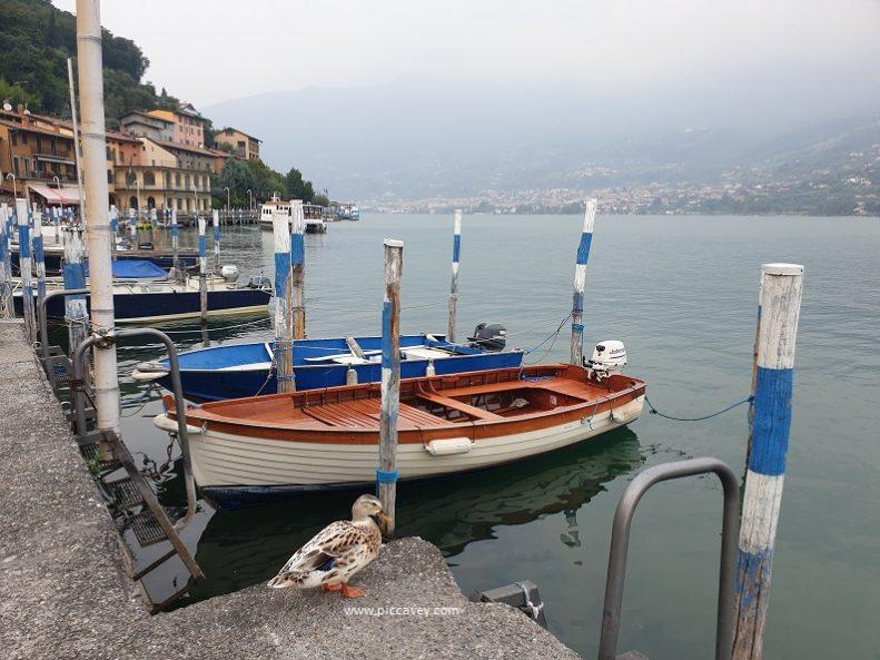 Peschiera Lake Iseo Lombardy