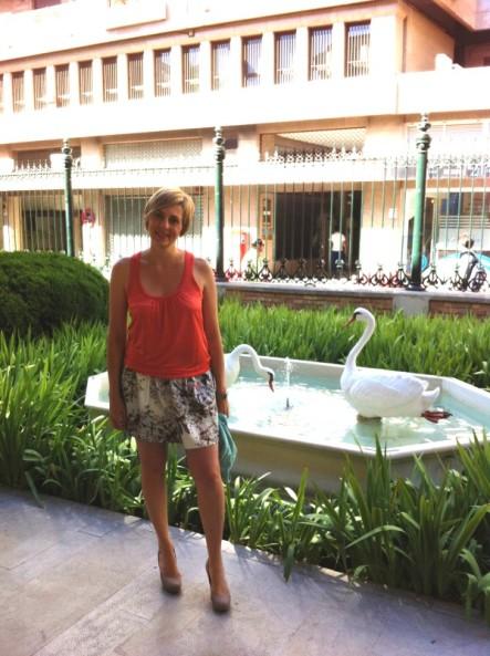 Piccavey at Hospes Los Patos Granada