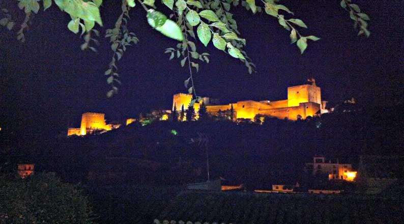 Placeta-Carvajales-Granada Alhambra
