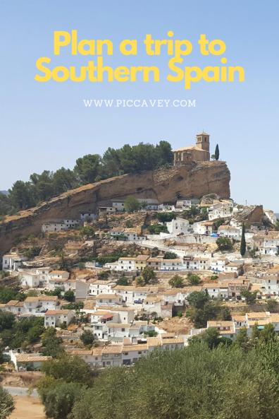Plan a trip to Southern Spain