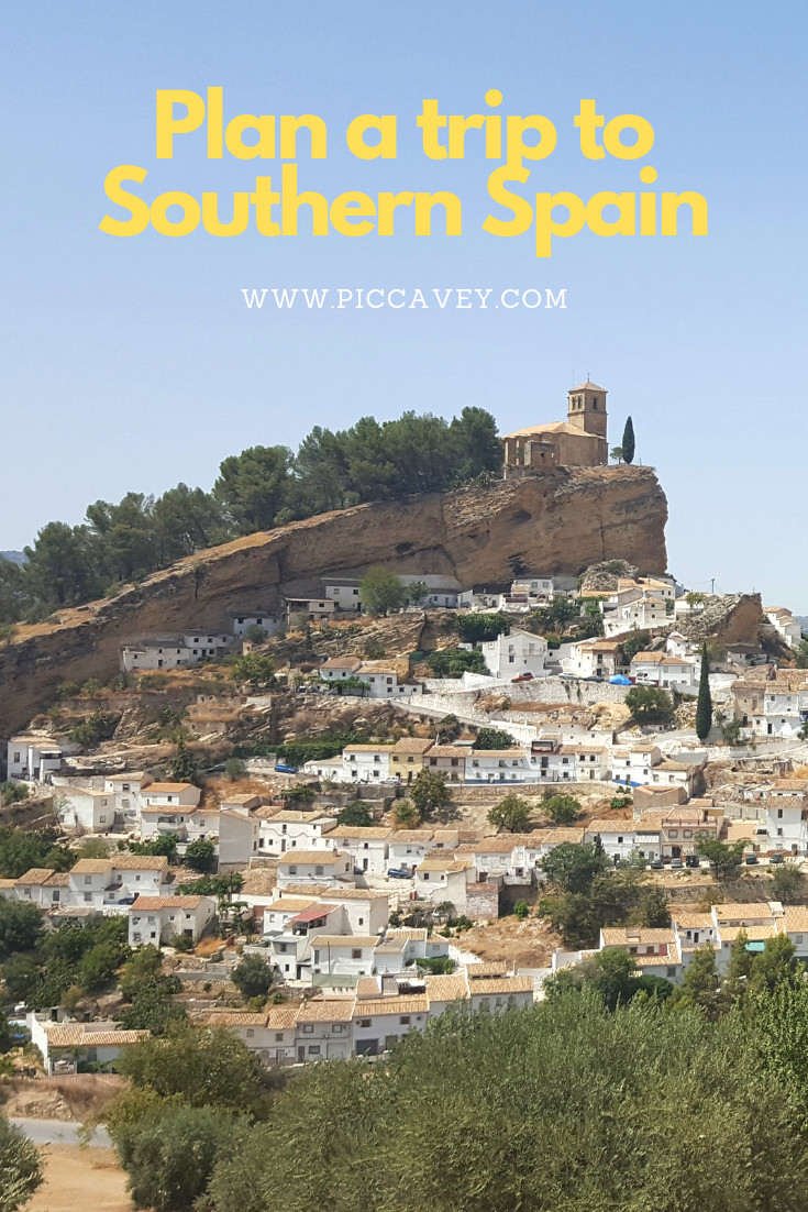 Plan a trip to Southern Spain Andalucia