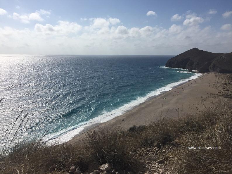 Playa de los Muertos Cabo de Gata Almeria