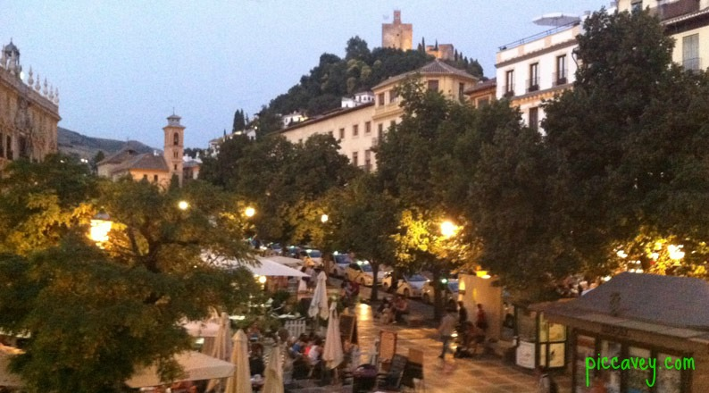 Plaza Nueva Granada Spain