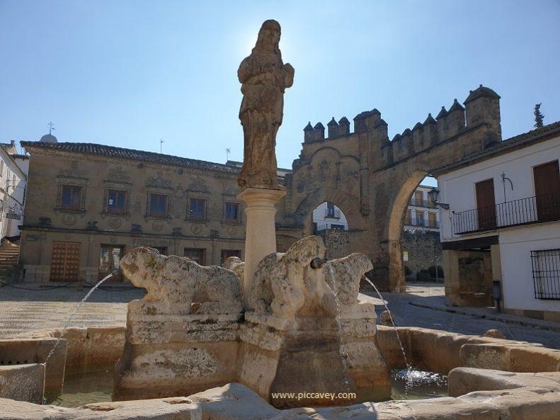Plaza del Populo Baeza