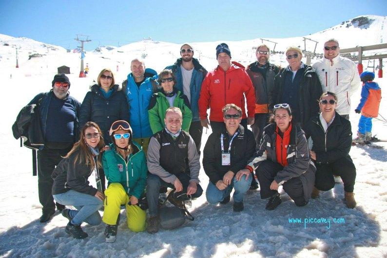 Press trip Sierra Nevada Granada