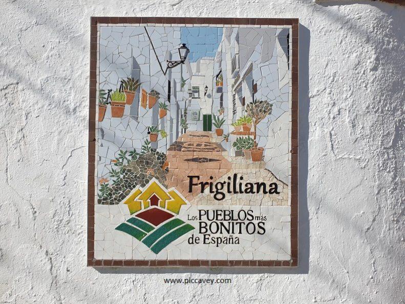 Prettiest Villages in Spain Frigiliana