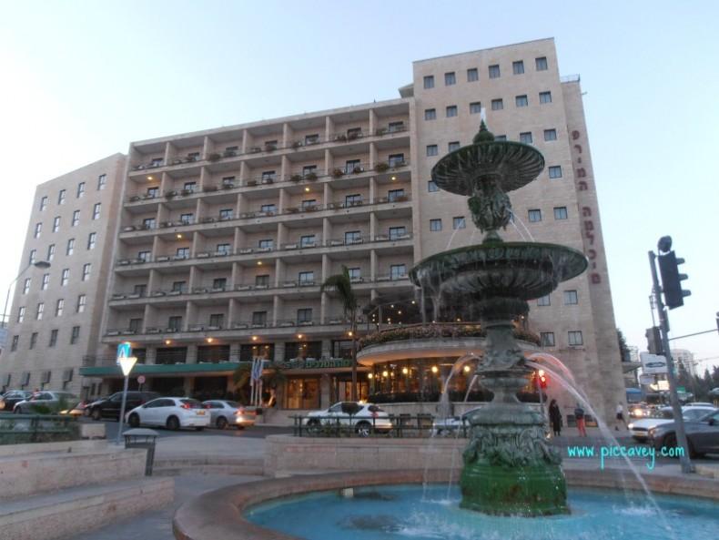 Jerusalem Prima Hotel by Piccavey