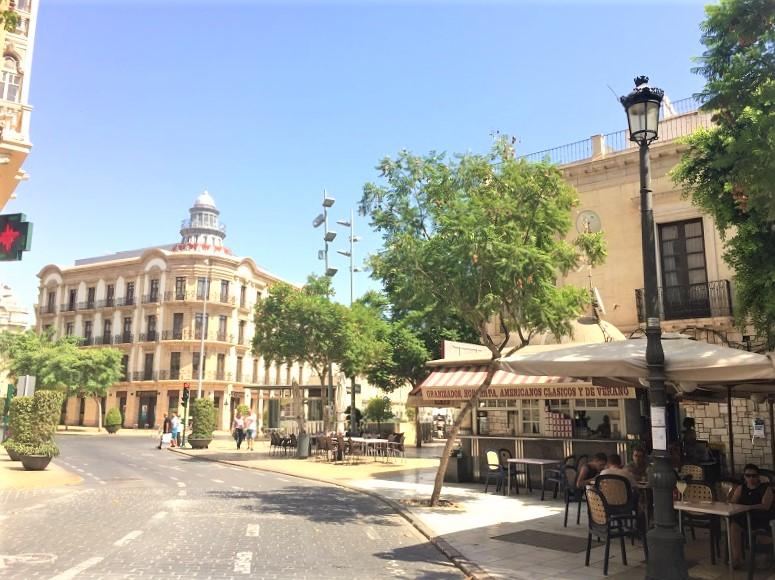Puerta Purchena Almeria Spain