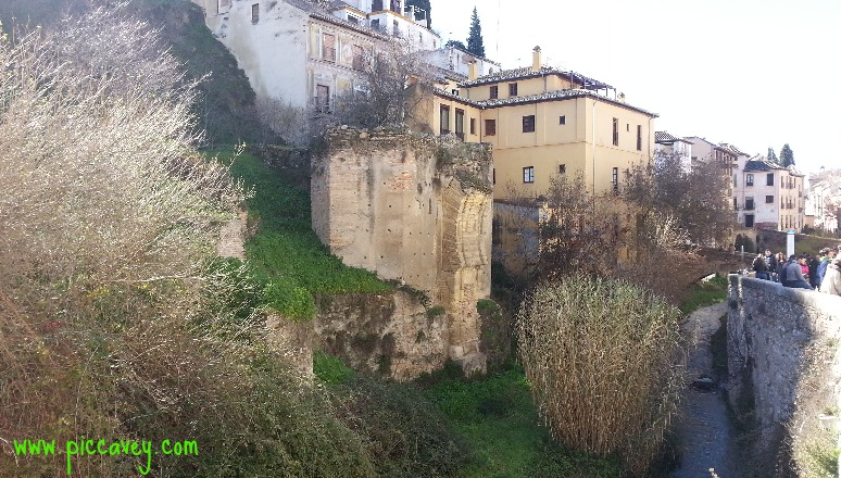 Puerta Tableros Carrera Darro History of Granada