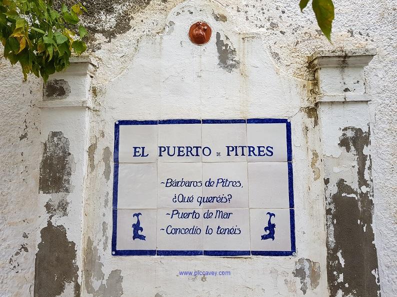 Puerto de Pitres Alpujarra