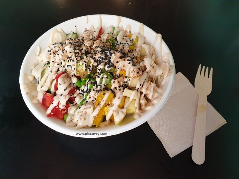 Pupu Poke Granada Spain Meal Delivery Takeaway