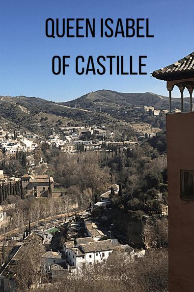 QUEEN ISABEL OF CASTILLE